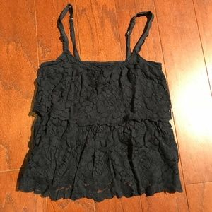 FINAL PRICE: Abercrombie Lace Cami